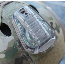 HEL-STAR 6®Gen III Helmet Mounted, Multi-Function Light