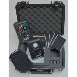 Portable jump light kit