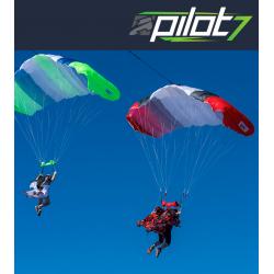 Aerodyne Pilot7 skydiving canopy