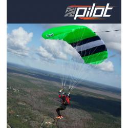 Aerodyne Pilot skydiving canopy