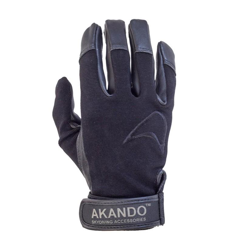 Akando Pro Stealth skydiving gloves (black)
