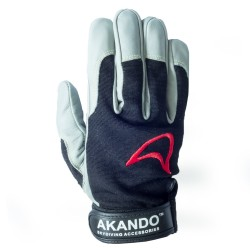 Akando Ultimate skydiving gloves (black)