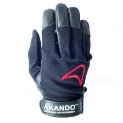 Akando Pro skydiving gloves (black)
