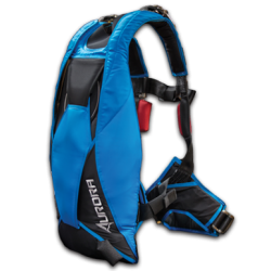 Sun Path Javelin Aurora Wingsuit skydiving container