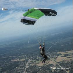 PD Sabre3 Main Parachute Canopy