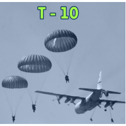 T-10 Troop Parachute System