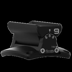Cookie Fuel GoPro Roller Mount