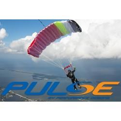 PD Pulse main parachute canopy