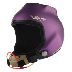 Tonfly 2.5X Skydiving Camera Helmet