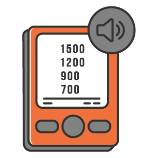 Audible Altimeters