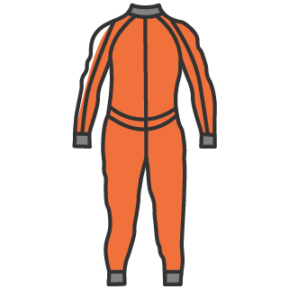 Entry level jumpsuits
