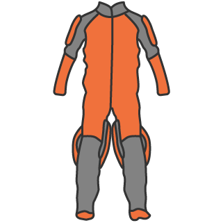 Relative work (RW) jumpsuits