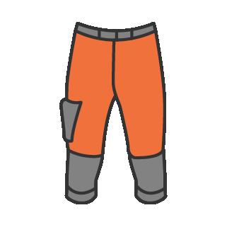 Swoop pants