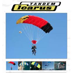 NZ Aerosports Icarus Tandem canopy