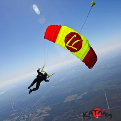 PD Katana main parachute canopy