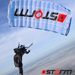 PD Storm main parachute canopy