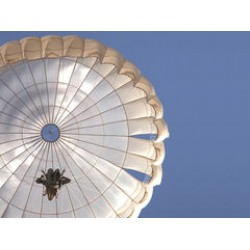 RS-4/4 T steerable military parachute