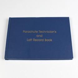 Parachute Technician's Log Book
