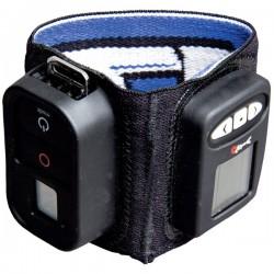 L&B GoPro + Viso2 elastic wrist mount